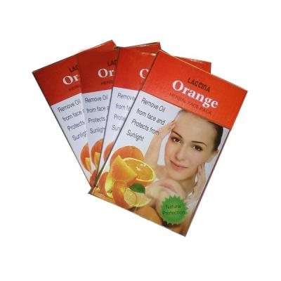 Orange Herbal Face Pack